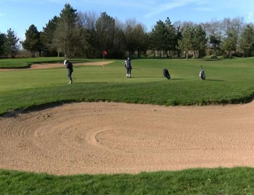 Un nombre de pratiquants en hausse sur les parcours de golf