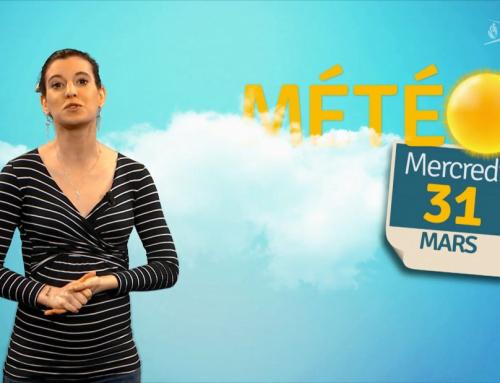 La météo du 31 mars 2021