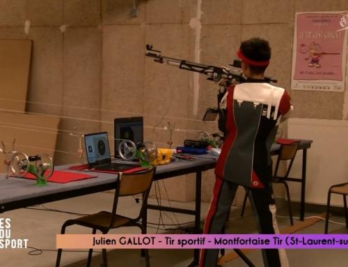 Julien Gallot – Tir Sportif