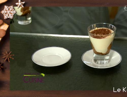 Tiramisu au Kamok – Rendez-vous en cuisine