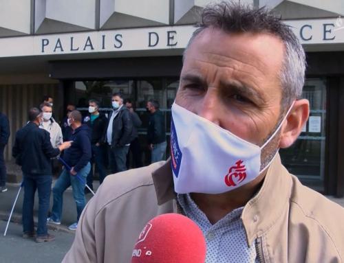 Police :  manifestation pour dénoncer «le laxisme de la justice»
