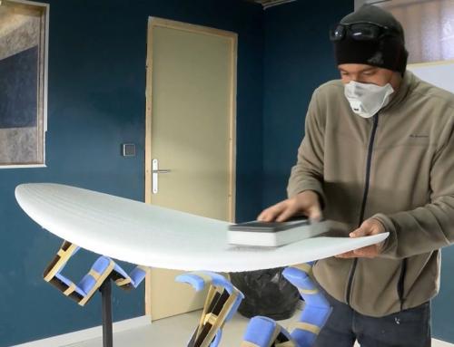 Initiative : des planches de surf éco-conçues et recyclables