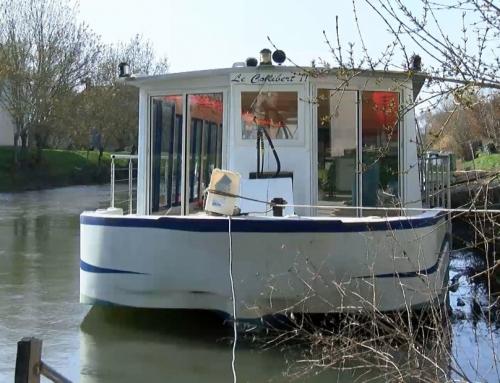 La navigation sur la Sèvre niortaise, des bateaux et des hommes
