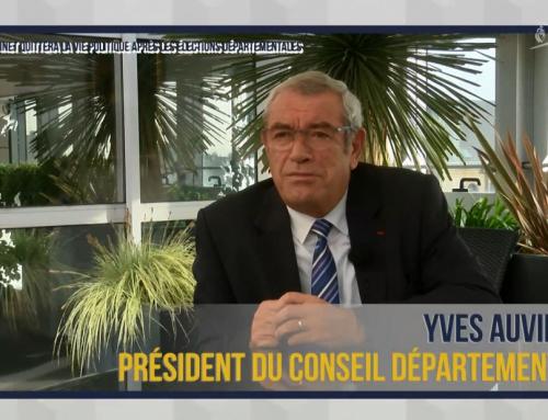 Yves Auvinet ne sollicitera pas de nouveau mandat