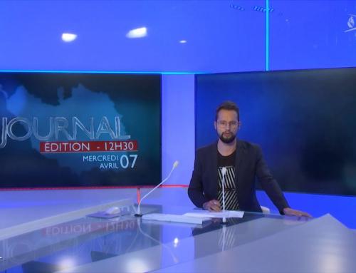 Edition du 07 avril 2021 – 12h30