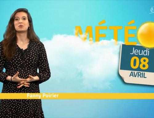 La météo du 08 avril 2021