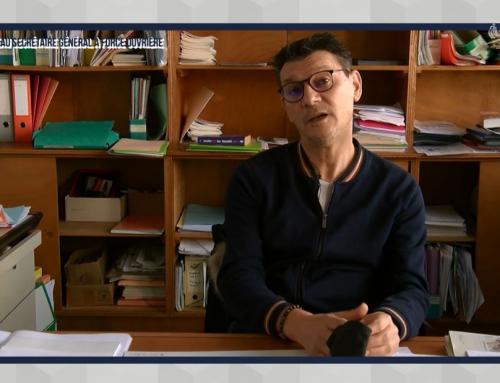 Un nouveau secrétaire général pour FO Vendée
