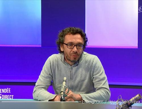 Enseignant, il décroche le prix Landerneau polar 2021