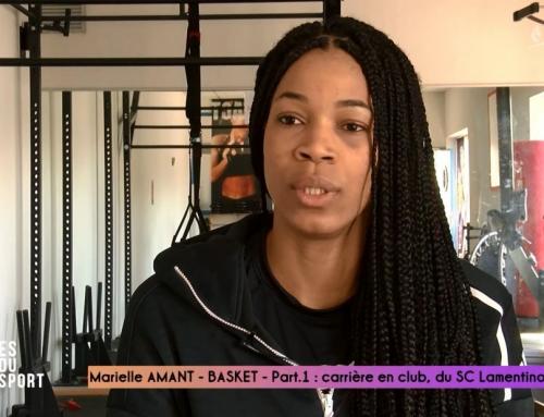 Marielle Amant – Basket