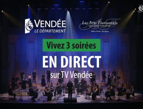 Festival de Printemps sur TV Vendée !
