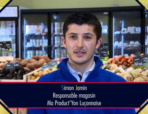 Simon Jamin – responsable magasin – Ma Product'Yon Locale