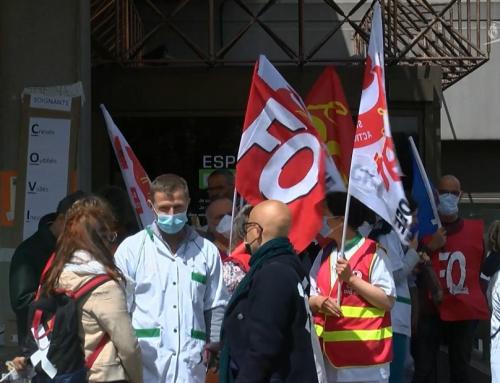 Mouvement de grève au service de réanimation du CHD Vendée