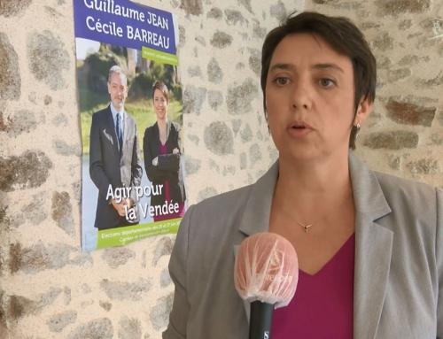 Elections départementales : C. Barreau et G. Jean, candidats de Mortagne-sur-Sèvre