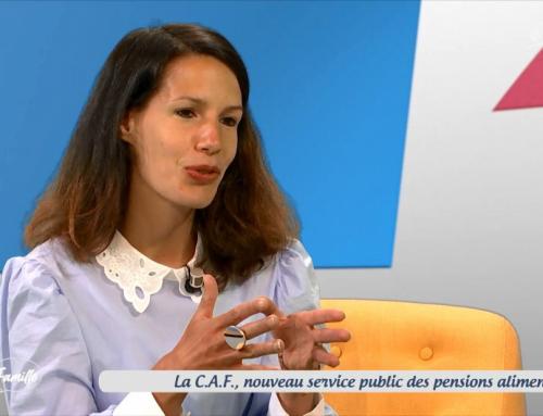CAF nouveau service public de pensions alimentaires