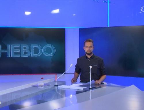 L'Hebdo du 15 mai 2021