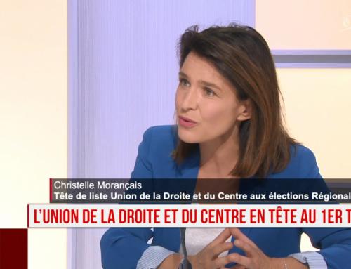 Entretien avec Christelle Morançais