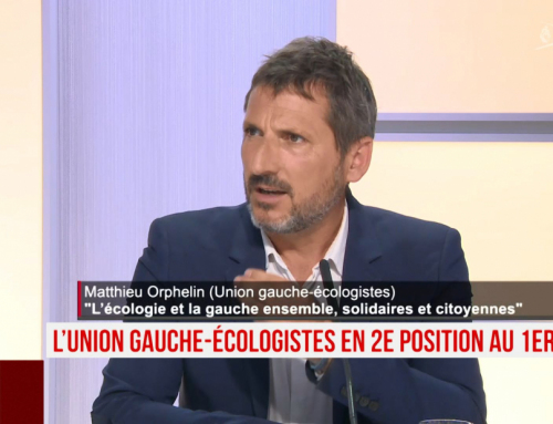 Entretien avec Matthieu Orphelin