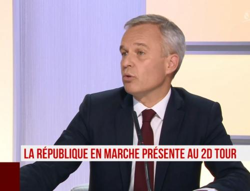 Entretien avec François de Rugy