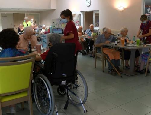 Fortes chaleurs : apporter une attention très particulière aux aînés