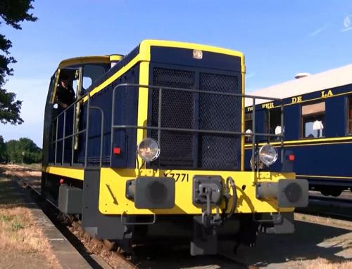 Tourisme : le chemin de fer de la Vendée de nouveau sur les rails