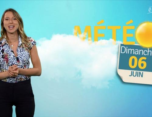 La météo du 06 juin 2021