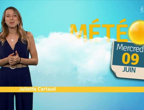 La météo du 09 juin 2021