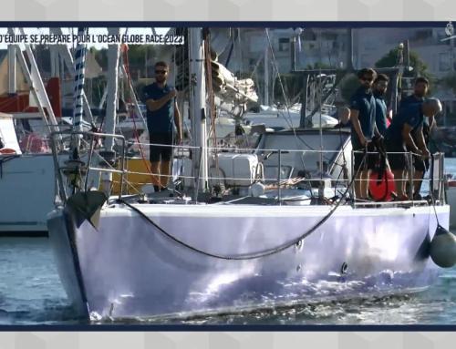 L'esprit d'équipe se prépare pour l'Ocean Globe Race 2023