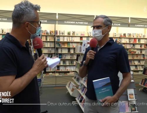 Deux auteurs distingués pendant les confinements
