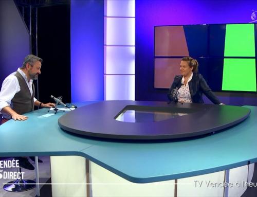 TV Vendée passe à l'heure d'été !