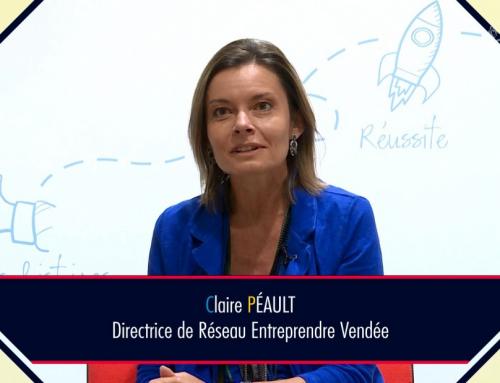 Claire Péault – Directrice – Réseau Entreprendre Vendée – Beau Boulot