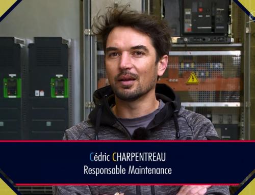 Cédric Charpentreau – Responsable maintenance – CAVAC