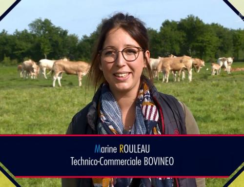 Marine Rouleau – Technico-Commerciale – BOVINEO