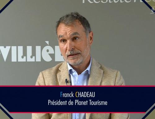 Franck Chadeau – Président – Planet Tourisme