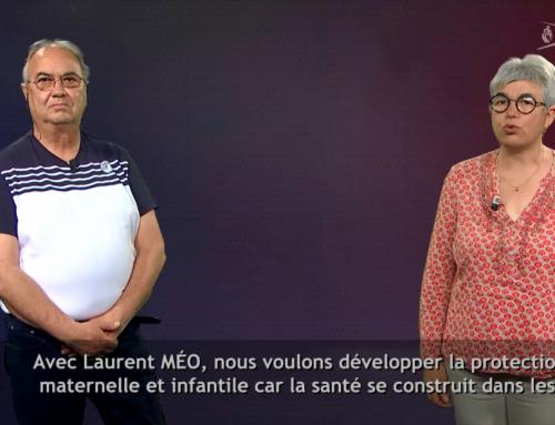 Françoise BESSON – Laurent MEO – Divers gauche – Canton de Saint-Jean-de-Monts