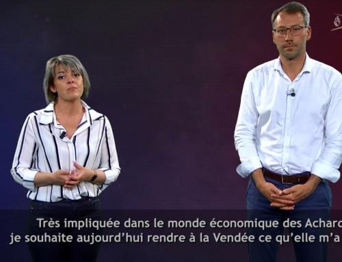 Maxence DE RUGY – Céline PEIGNEY – Divers droite – Canton de Talmont-Saint-Hilaire