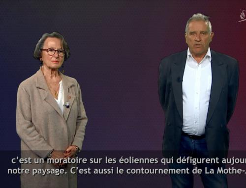 Brigitte NEVEUX – Patrick TEINTURIER – Rassemblement national – Canton de Talmont-Saint-Hilaire