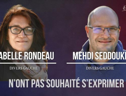 Isabelle RONDEAU – Mehdi SEDDOUKI – Divers gauche – Canton de Talmont-Saint-Hilaire