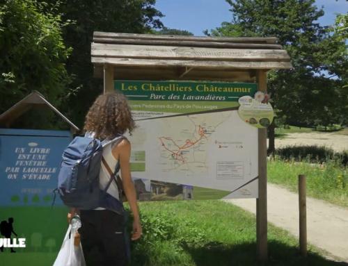 La P'tite Vadrouille (épisode 8) – De la Flocelière aux Châtelliers-Châteaumur