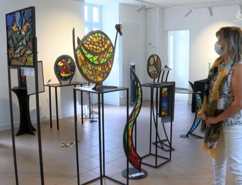 Culture : Vendée vitrail ou la découverte de l'art du vitrail