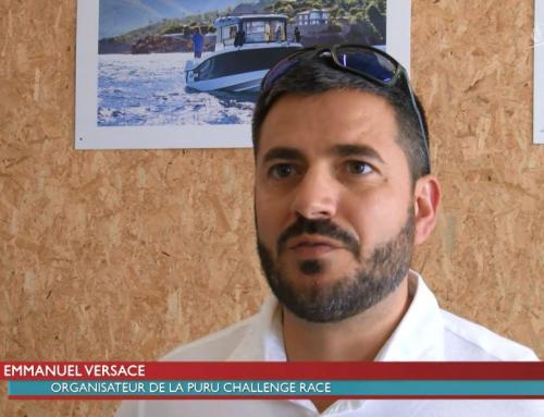 Départ de la Puru Challenge race, ex -Transgascogne 6.50, le 28 juillet