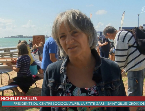 La Ludo'plage est de retour à Saint-Gille-Croix-de-Vie