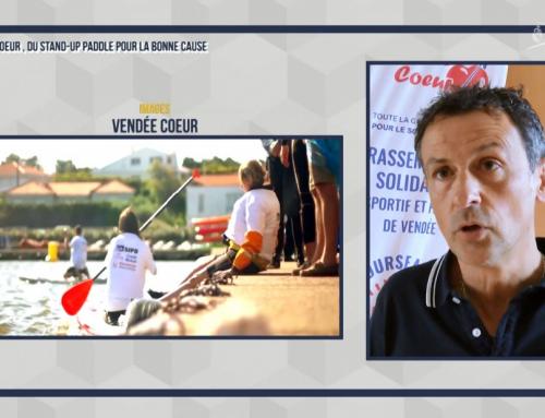 Vendée coeur, un évènement sportif, festif et solidaire
