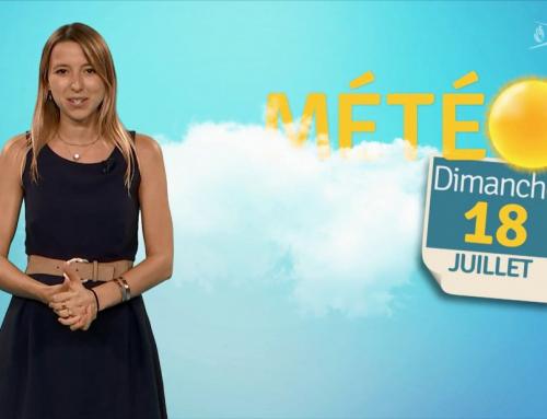 La météo du 18juillet 2021