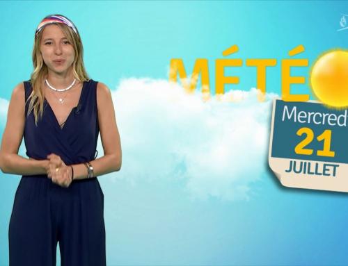 La météo du 21 juillet 2021