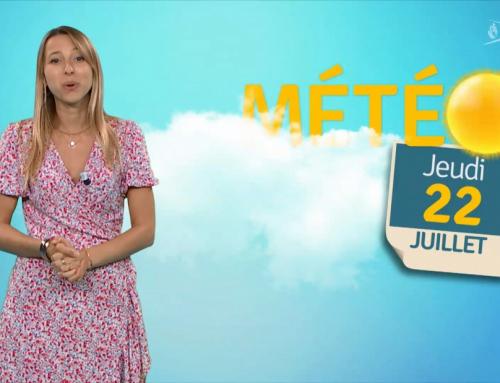 La météo du 22 juillet 2021