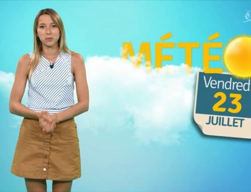 La météo du 23 juillet 2021