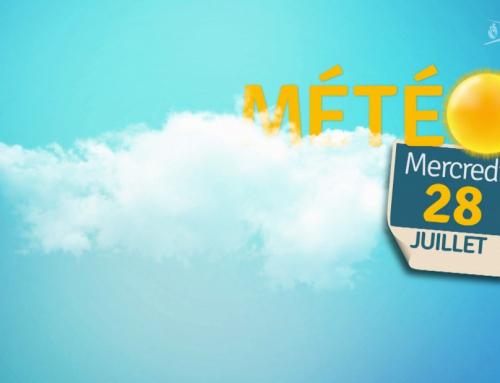 La météo du 28 juillet 2021
