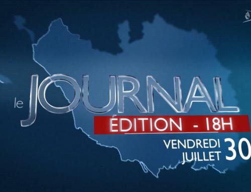 Edition du 30 juillet 2021 – 18h