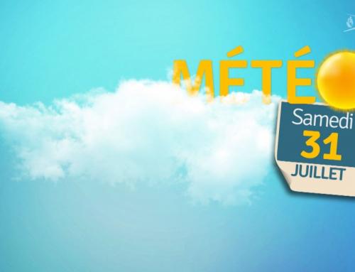 La météo du 31 juillet 2021