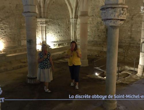 L'abbaye royale de Saint-Michel-en-l'Herm